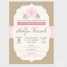 sample wedding shower invitations the best flowers ideas