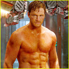 men are now objectified more chris pratt thinks men need to be objectified more chris pratt