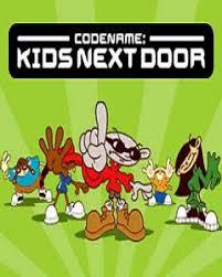 codename kids door watch tv series
