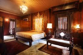 Villa Musee Khaoyai Traditional Thai Houses In Khao Yai - Thai style interior design