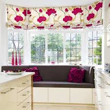 Interior Window Curtains 30 Bay Window Decorating Ideas Blending Functionality With Modern