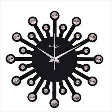grab now random wooden wall clock at affordable price bachaterahoo