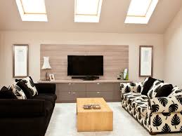 incredible sofas and led tv wall living room designs living room