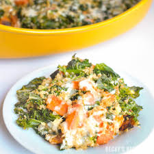 Roast Vegetable Recipe by Kale U0026 Roasted Vegetable Quinoa Casserole