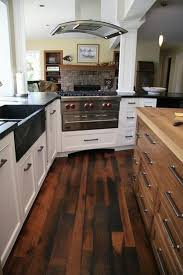 wood floors in kitchen s t o v a l
