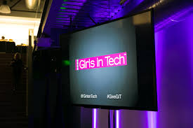 girls in tech cocktail party fundraiser event planning for