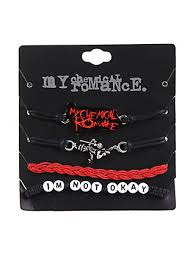 my chemical earrings official my chemical albums shirts merch hot topic