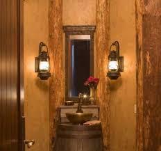Western Vanity Lights Diy Industrial Bathroom Lighting Systemustic Fixtures Rustic Log