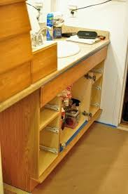 Staining Kitchen Cabinets Darker by Monica Wants It A Lifestyle Blog Staining Oak Cabinets An