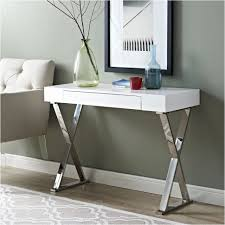 stainless steel console table console table stainless steel console table best of modway eei whi