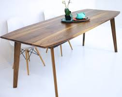 solid walnut dining table brilliant walnut dining table with modern decor love design 23