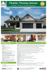Earth Contact Home Plans Charles Thomas Homes Is Your Omaha Home Builder