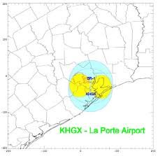 houston doppler map single and dual doppler radar lobes in the houston area the