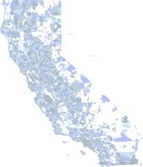 Zip Code Map Sacramento by Zip Code California Map California Map