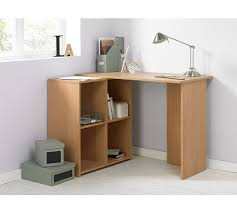 Corner Office Desk Buy Home Calgary Corner Office Desk Oak Effect At Argos Co Uk