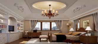American Bedroom Design American White Ceiling Bedroom Design Rendering 3d House