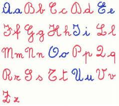 lettere straniere in corsivo maiuscolo e minuscolo da non credere page 2 le cose detestavo erano