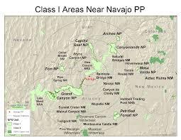 Navajo Reservation Map National Wildlife Refuge System