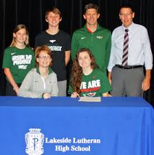 College National Letter Of Intent National Signing Day Area Athletes Sign National Letters Of