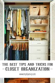 hanging closet organizer ideas for every closet in the house