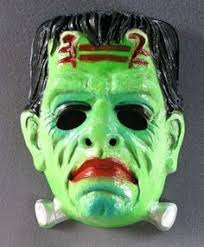 frankenstein mask frankenstein mask vintage antique and just