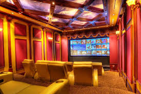 theater room decorations reels for theater decor