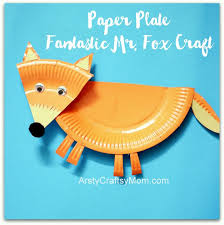 Paper Plate Monkey Craft - 50 paper plate crafts for top notch teaching
