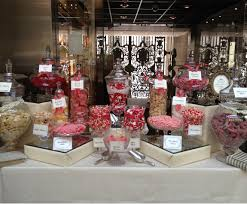 wedding candy buffet in corals candy buffets l sweetie tables l