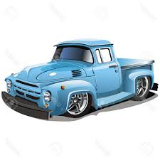 cartoon car drawing top vector cartoon hotrod truck stock car drawing
