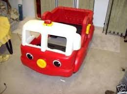 Fire Engine Bed Cost To Ship Step 2 Fire Truck Engine Bed Toddler Kids Love The