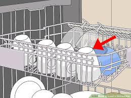 Dishwasher Not Using Soap How To Load A Dishwasher With Pictures Wikihow