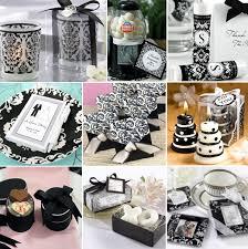 black and white wedding ideas black white wedding favor ideas here comes the
