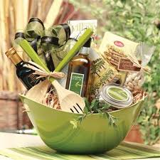 olive gifts salad bowl hostess gift idea with olive flavored