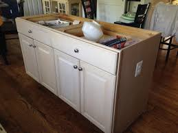 kitchen island without top where the grass is greener a kitchen island renovation and