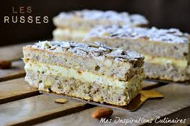 russe en cuisine gâteau russe pâtisserie algérienne le cuisine de samar