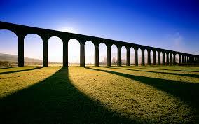 pamplona spain download wallpaper roman aqueduct in pamplona
