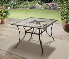 ceramic tile top patio table patio dining tables only inspirational small patio dining table ly