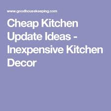 kitchen updates ideas best 25 cheap kitchen updates ideas on cheap kitchen