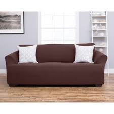 Easy Stretch Sofa Covers Amilio Collection Heavyweight Stretch Sofa Slipcover Free