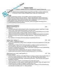 Technician Engineer Resume Sales Engineer Resume Resume Cv Cover Letter