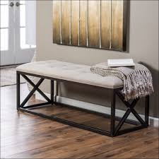 living room wonderful indoor cushion bench seat small bench