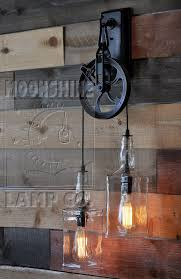 Rustic Wall Sconces Adorable Rustic Wall Sconces 25 Best Ideas About Wall Sconces On