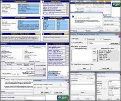 Microsoft Excel Business Templates Accounting Finance Customer Invoice Template Shareware The