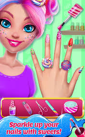 amazon com candy makeup sweet salon game for girls appstore