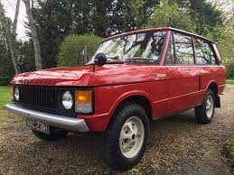 land rover range rover classic 3 5 1970 for sale classic trader