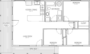 starter home floor plans the weekender an affordable starter home 960 square