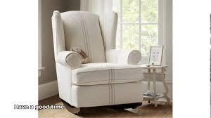 Swivel Club Chair Upholstered Furniture Beautiful Upholstered Rocking Chair For Home Furniture
