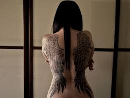 33 best angel tattoos ideas for women styles weekly
