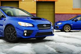 subaru impreza wrx 2016 2015 subaru wrx premium is the sti the better rex