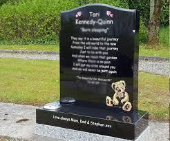 affordable headstones floralangel tombstone headstonefor angel tombstone for